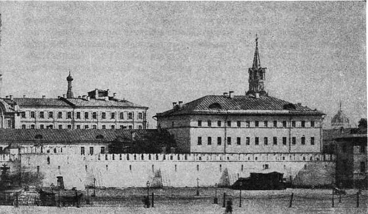 Из истории Москвы