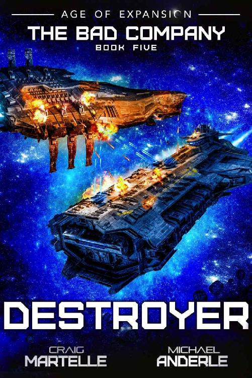 Destroyer: A Military Space Opera