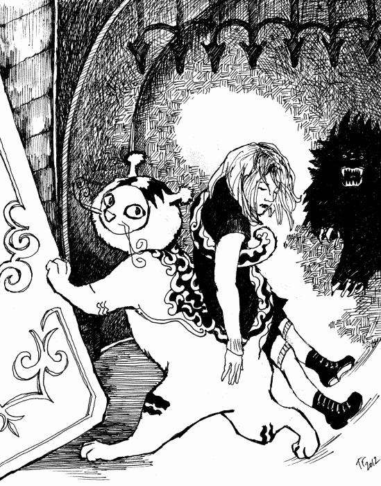 Соня и Сеня. Путешествие между мирами