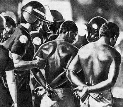 США: поход против подлинных прав человека