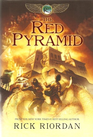 Rick Riordan - The Red Pyramid