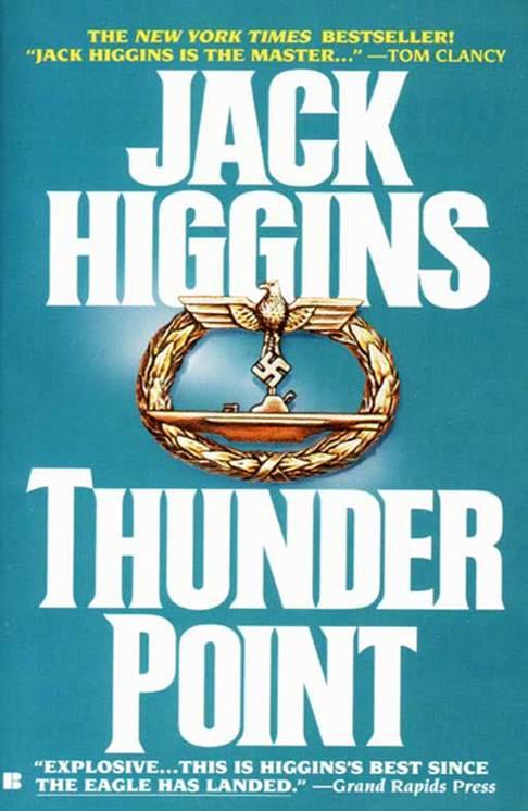 thunder point jack higgins pdf