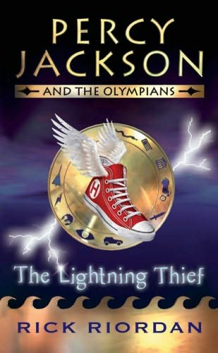 Rick Riordan - The Lightning Thief