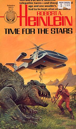 Robert A. Heinlein - Time For The Stars