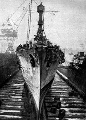 Кригсмарине. Военно-морской флот Третьего рейха