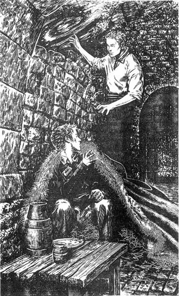 Царский сплетник и шемаханская царица