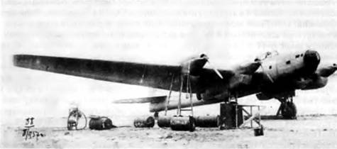 История самолетов 1919 - 1945