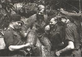 1943. Дивизия СС «Рейх» на Восточном фронте