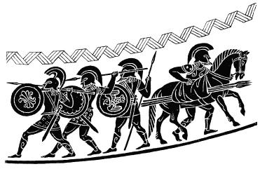 Золотые дни Греции