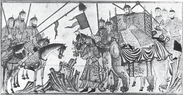 Монгольская империя Чингизидов. Чингисхан и его преемники