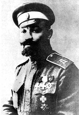 Генерального штаба генерал майор в г