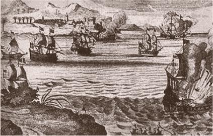 Повседневная жизнь пиратов и корсаров Атлантики от Фрэнсиса Дрейка до Генри Моргана