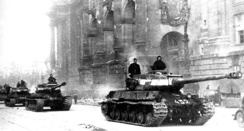 Советские танки в бою от т 26 до ис 2