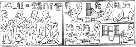 Государство, армия и общество Древнего Египта
