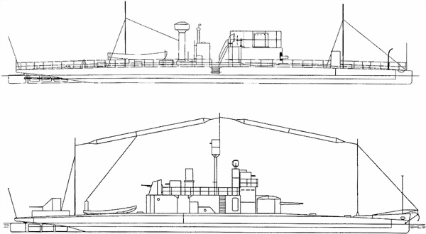Австро-венгерская Дунайская флотилия в мировую войну 1914 – 1918 годов