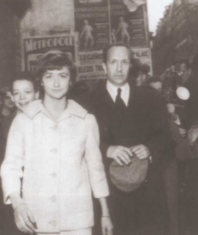 Франсуаза Саган