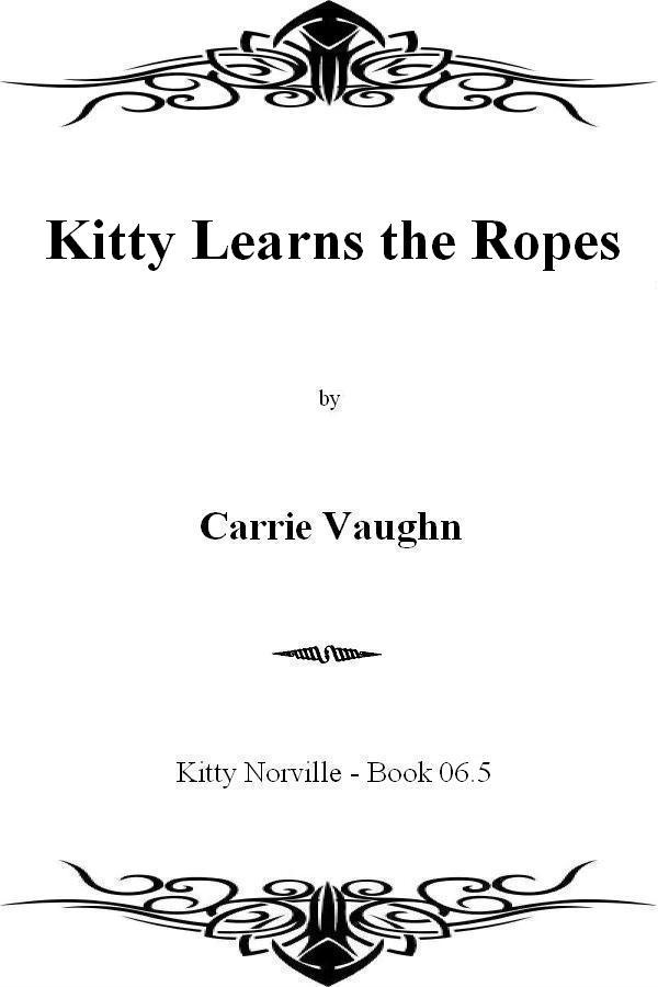 Kitty Learns the Ropes