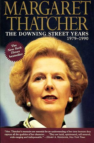 The Downing Street Years, 1979-1990