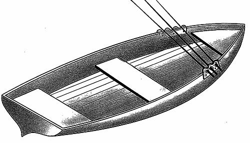 какой садок выбрать для ловли с лодки