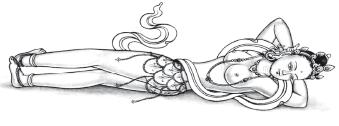 Йога и аюрведа в 10 простых уроках
