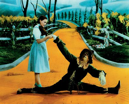 a description of the fairy tales such as mervyn leroys production of the wizard of oz Adult movie review of not the wizard of oz xxx cbs home video, walt disney pictures, the estates of l frank baum, mervyn leroy no more fairy tales.