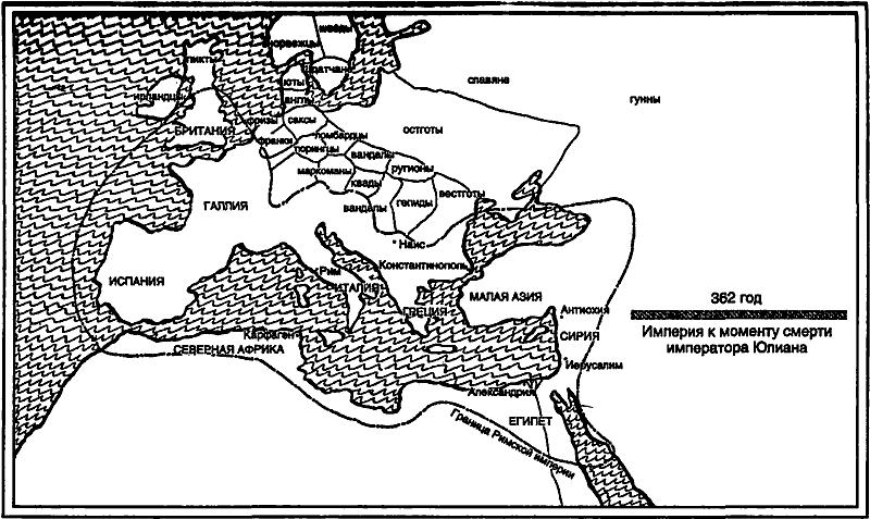 Темные века. Раннее Средневековье в хаосе войн