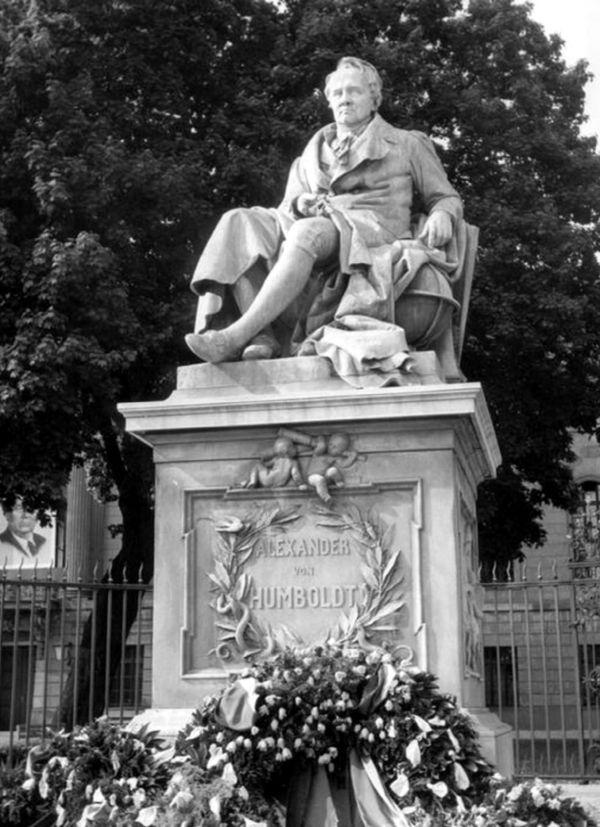 Александр фон Гумбольдт. Вестник Европы