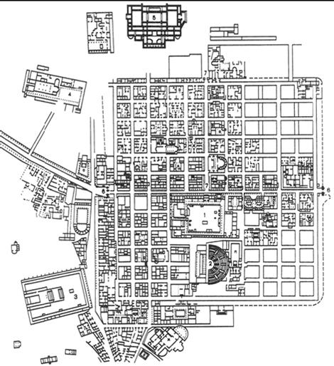 Урбанистика. часть 1
