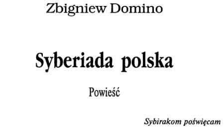 Сибіріада польська