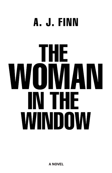 Жінка у вікні