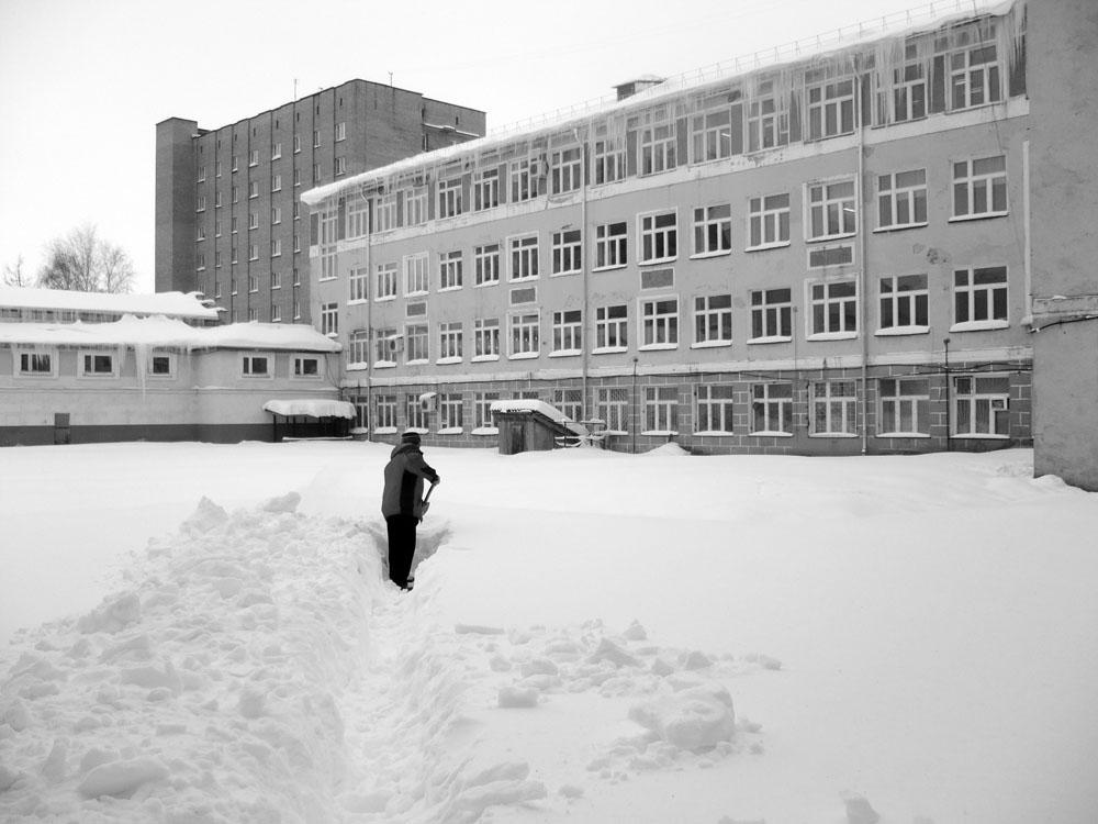 Йошкар-Ола – не Ницца, зима здесь дольше длится