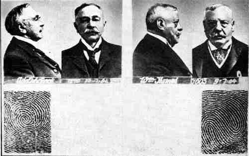 Сто лет криминалистики