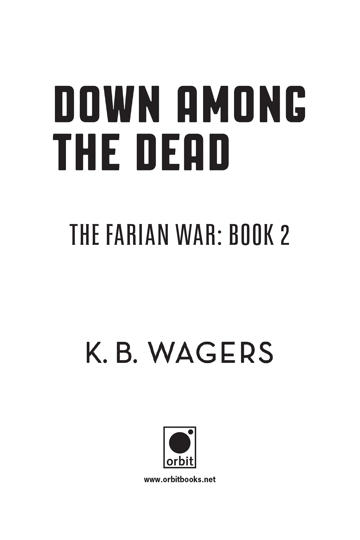 Down Among the Dead