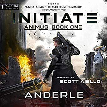 Infiltration (Animus Book 8)