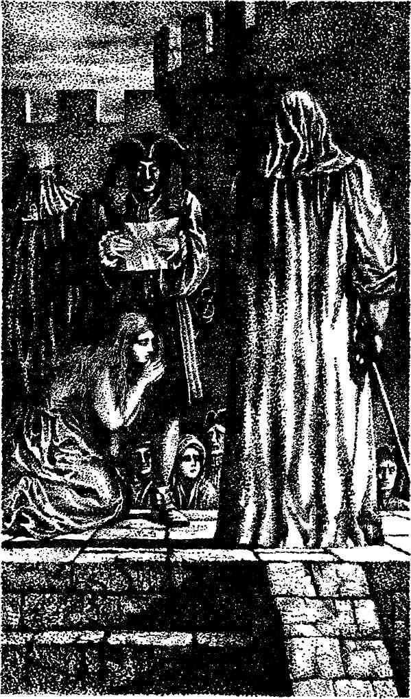 Призраки замка Пендрагон. Ожерелье королевы