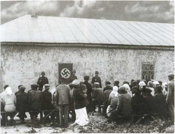 Повседневная жизнь в период оккупации