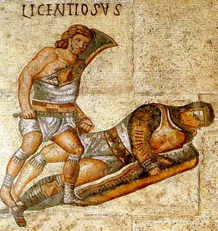 Повседневная жизнь Древнего Рима через призму наслаждений