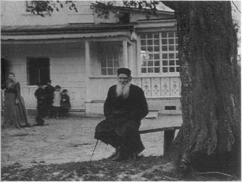 Повседневная жизнь Льва Толстого в Ясной поляне