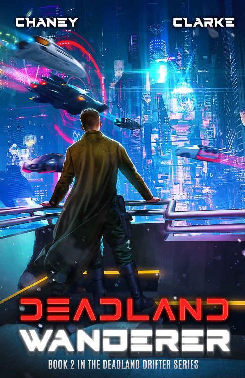 Deadland Wanderer: A Scifi Thriller