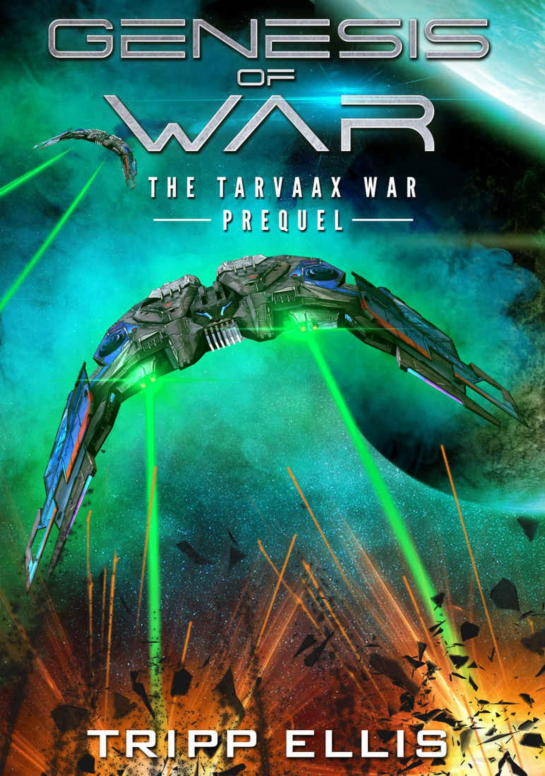 Genesis of War: A Military Sci-Fi Novella