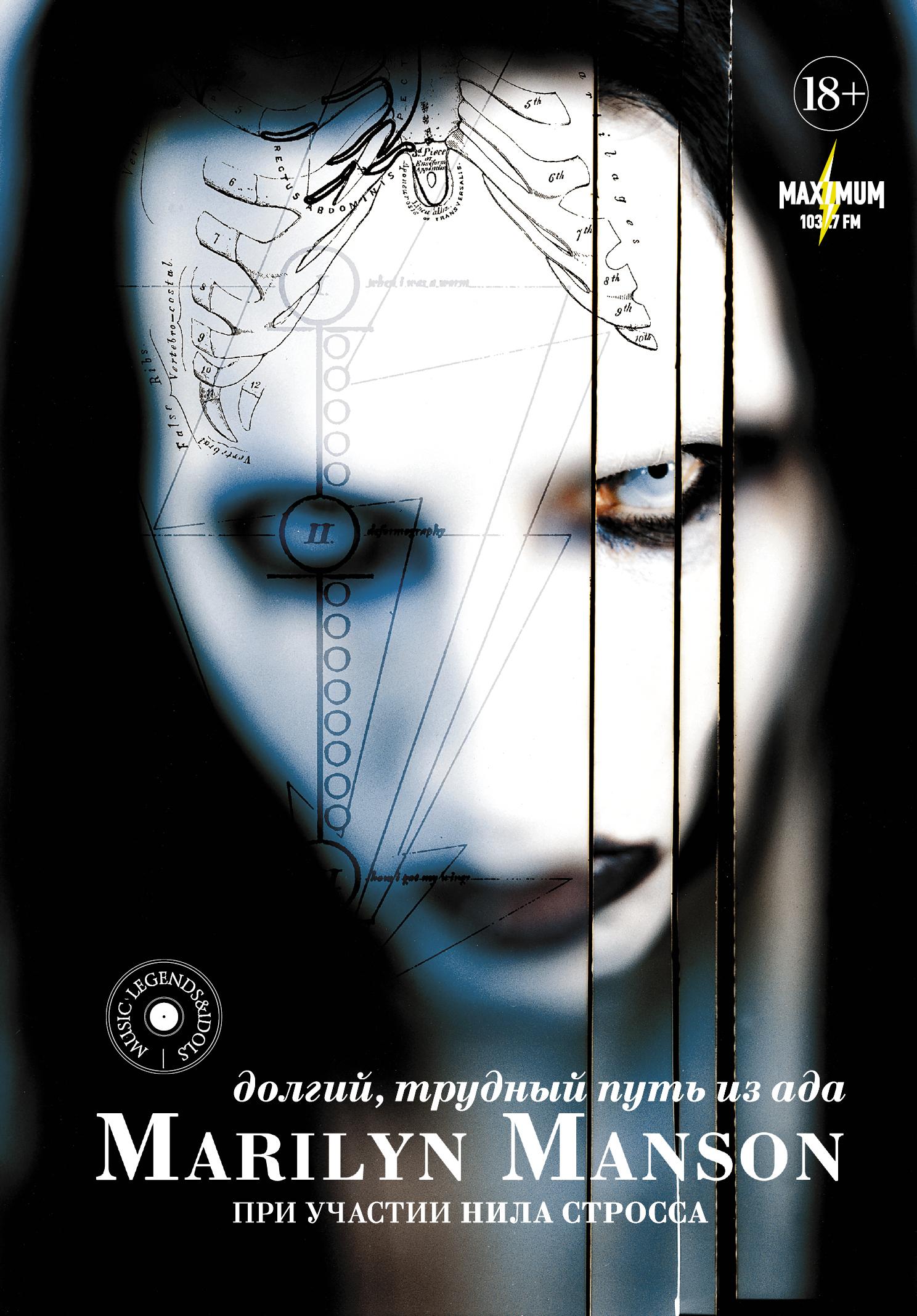 Marilyn Manson. Долгий, трудный путь из ада