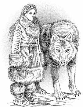 Фенрир. Рожденный волком