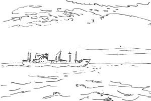 К островам Индийского океана