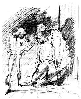 Титус Гроан (уменьшенные иллюстрации)