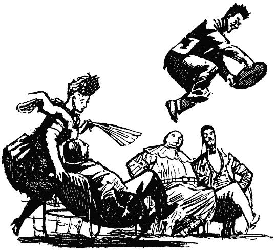 Том 5. Прыжок в ничто