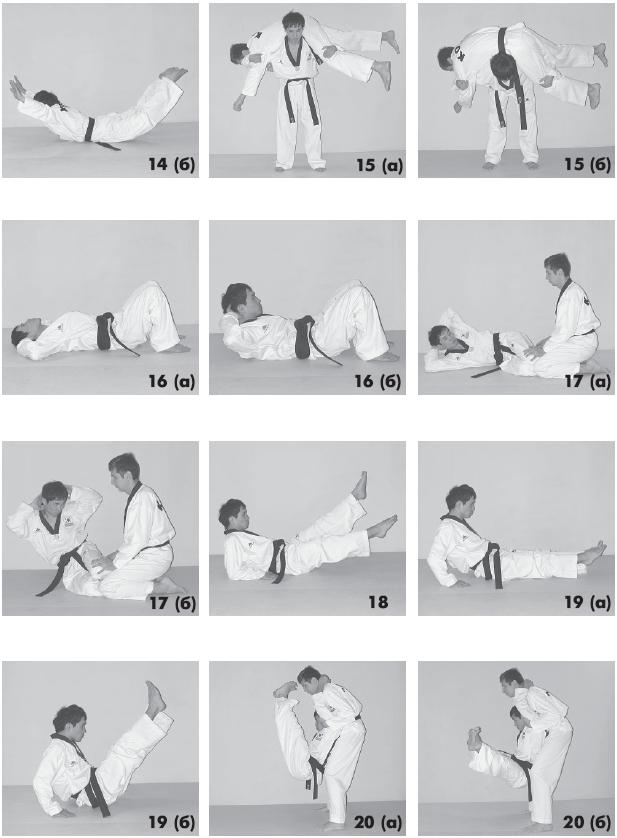 какие упражнения применяются для развития и сохранения гибкости маховые