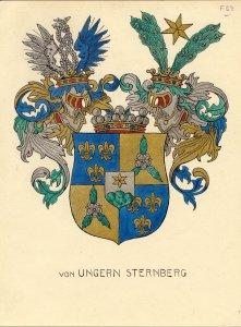 Барон фон Унгерн - Белый бог войны