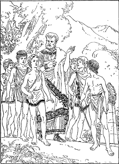 Сын Зевса
