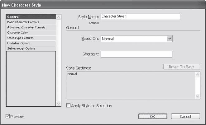 Adobe InDesign CS3