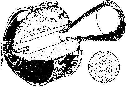 Космические твердотопливные двигатели